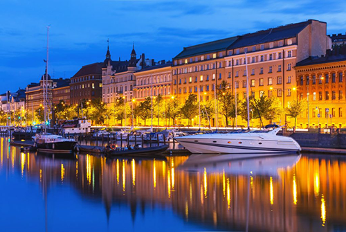 Capitali Baltiche Helsinki