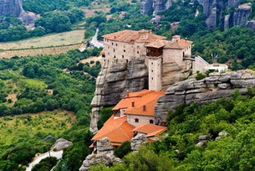 Grecia Classica Meteore