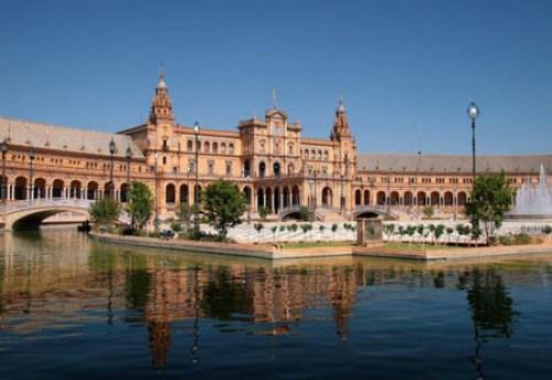 Fatima, Santiago e Andalusia
