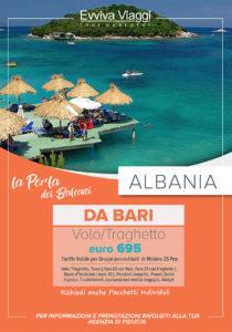 EVVIVA VIAGGI - ALBANIA DA BARI