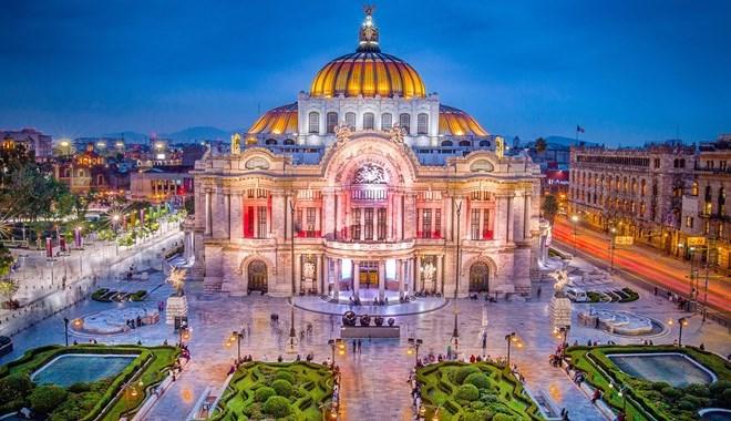 Tour del Messico & la Madonna di Guadalupe