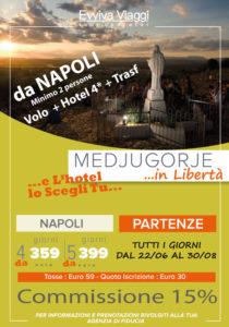MEDJUGORJE in libertà da Napoli - Evviva Viaggi