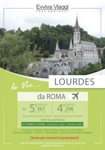 LOURDES DA ROMA- Evviva Viaggi