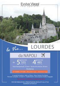 LOURDES da NAPOLI - Evviva Viaggi
